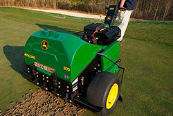 john deere golf equipment aercore 800 home
