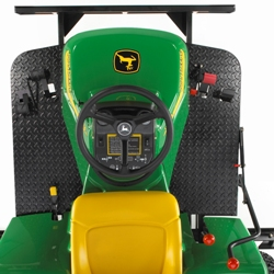 john deere golf course equipment 1200a bunker rakes operator platform
