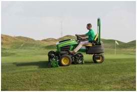 john deere 2653b precision cut trim and surrounds mower gravity