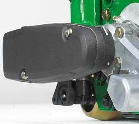 john deere 2653b precision cut trim and surrounds mower power brush housing
