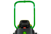 john deere 2653b precision cut trim and surrounds mower rops