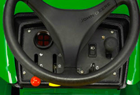 john deere 2653b precision cut trim and surrounds mower safe starting