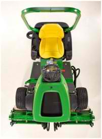 john deere 2653b precision cut trim and surrounds mower u shape reservior