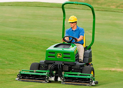 john deere 2653b precision cut trim and surrounds mower